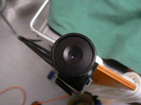 endoscope camera attachment